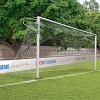 Corner Welded Soccer Goal Set