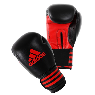 "Adidas® ""Power 100"" Boxing Gloves"