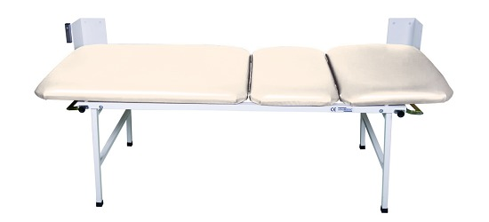 3-Part Fold-Up Couch Beige