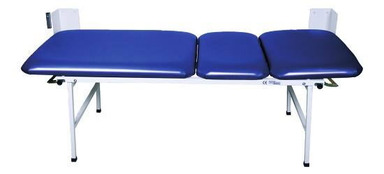 3-Part Fold-Up Couch Dark blue
