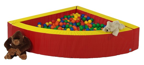 "Ball Pool Set ""Quadrant"""