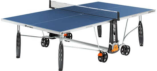 "Cornilleau® ""250 S Crossover"" Table Tennis Table Blue"