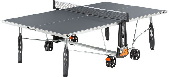 "Cornilleau® ""250 S Crossover"" Table Tennis Table Grey"