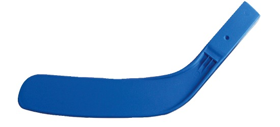 "Dom Replacement Blade for ""Cup"" Hockey Stick Blue blade"