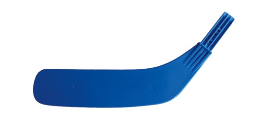 "Dom Replacement Blade for ""Junior"" Hockey Stick Blue blade"