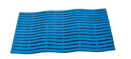 """Durowalk"" Pool Mat Blue"