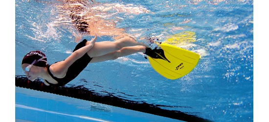 "Finis® Mono Fin  ""The Wave"" for children, sizes 32-39"