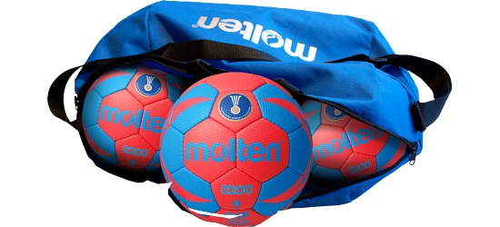 Molten Ball Storage Bag Handball bag