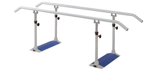 Parallel Support Bars Bar length: 350 cm