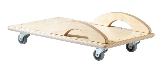 "Pedalo® ""Classic"" Roller Board With sides"
