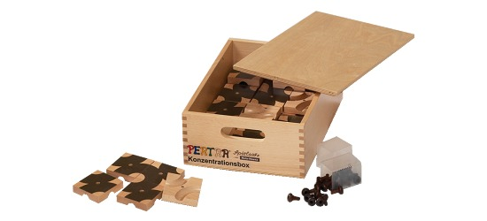Pertra Concentration Box