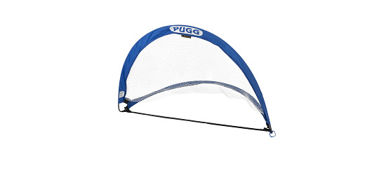 "Pugg ""Pop Up"" Football Training Goals Blue, 122x76x76 cm"