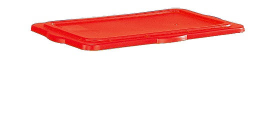 Sport-Thieme® Clip-On Lid for Storage Box Red