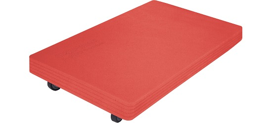 Sport-Thieme Roller Board Red padding