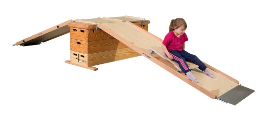 Sport-Thieme® Slide Vaulting Box Set 1