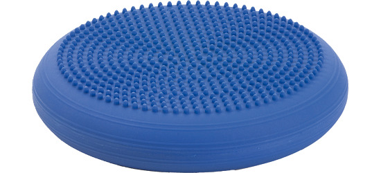 "Togu Dynair Ballkissen ""Senso 33 cm"" Ball Cushion Blue"
