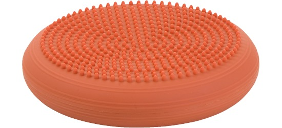 Togu® Dynair® Ballkissen® Senso Ball Cushion Terracotta
