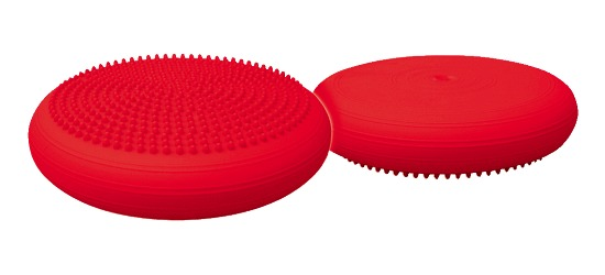 "Togu Dynair Ballkissen ""Senso XL 36 cm"" Ball Cushion Red"