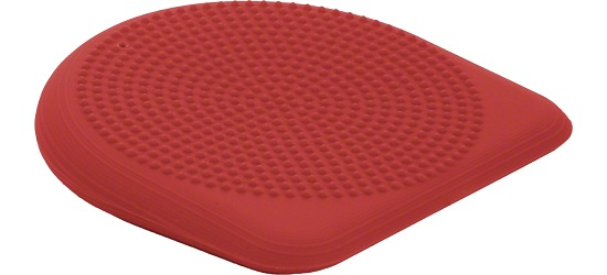 Togu Dynair Ballkissen Wedge Ball Cushion Premium, red