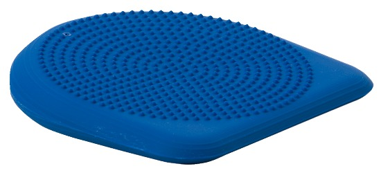 Togu Dynair Ballkissen Wedge Ball Cushion Kids, blue