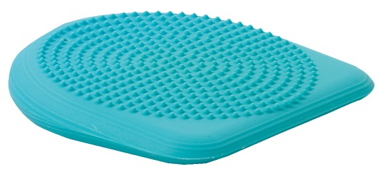 Togu Dynair Ballkissen Wedge Ball Cushion Kids, turquoise
