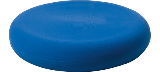 "Togu Dynair Ballkissen ""XXL"" Ball Cushion Level III, blue"