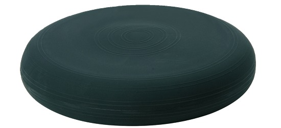 "Togu Dynair Ballkissen ""XXL"" Ball Cushion Level IV, black"