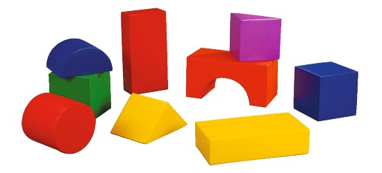 Volley® Large Building Blocks