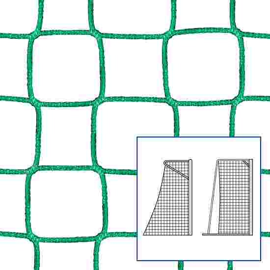 """80/100 cm"" Small Pitch / Handball Goal Net Green, 4 mm"