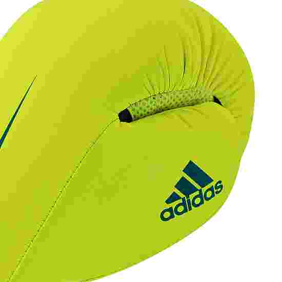 """Adidas """"Speed 100"""" Boxing Gloves Yellow/blue, 8 oz"""
