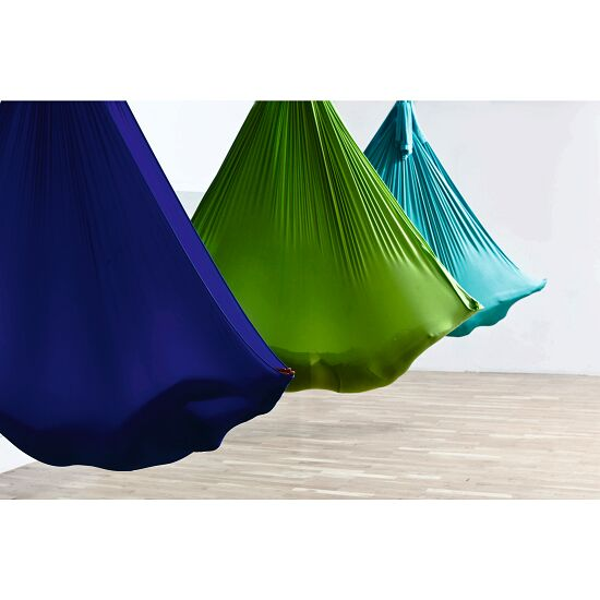 Aerial Yoga Hammock Without ceiling anchors, Lemon