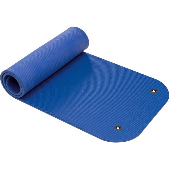 "Airex® ""Coronella"" Exercise Mat With eyelets, Blue"