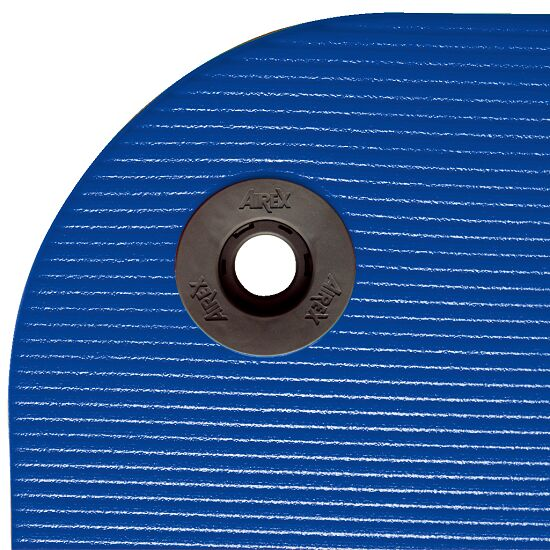Airex Exercise Mat With eyelets, Blue