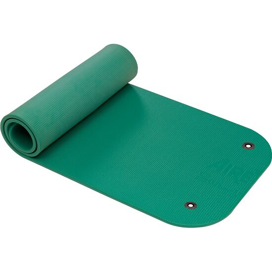 Airex Exercise Mat With eyelets, Green