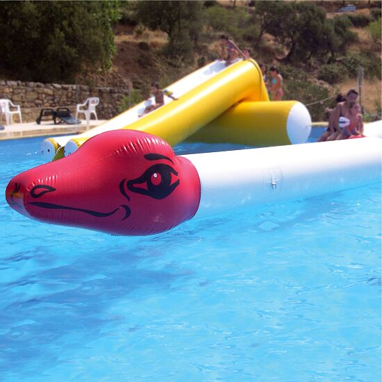 Airkraft Inflatable 10 m long, 60 cm high