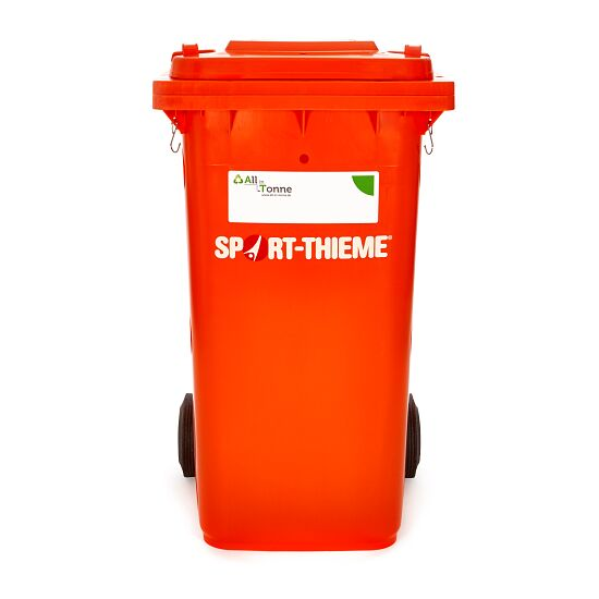 """All-in"" Ball Bin Orange"