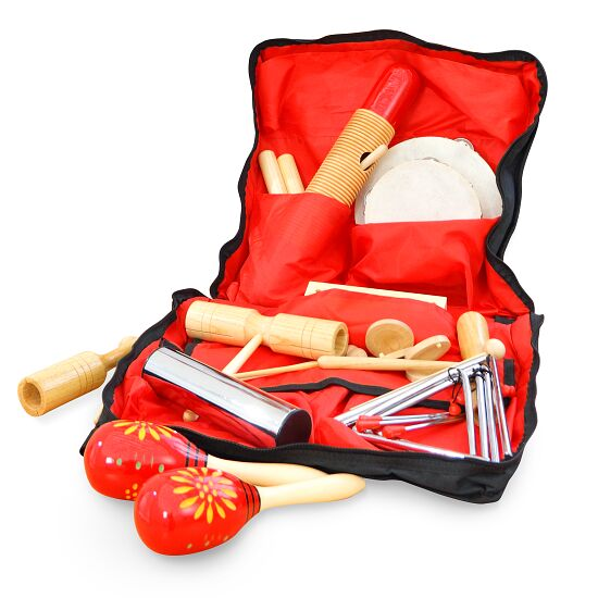 Bag of Percussion Instruments