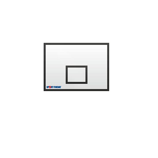 Basketball Backboard made from GRP 120x90 cm, 27 mm