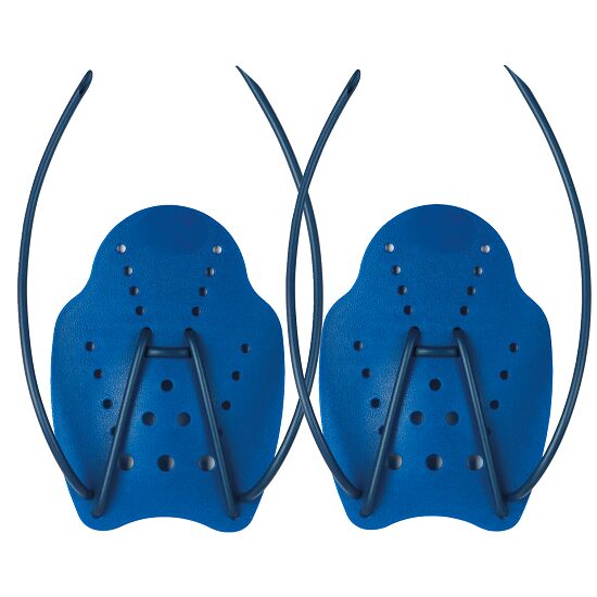 Beco® Hand Paddles Size M, 20x14cm, blue