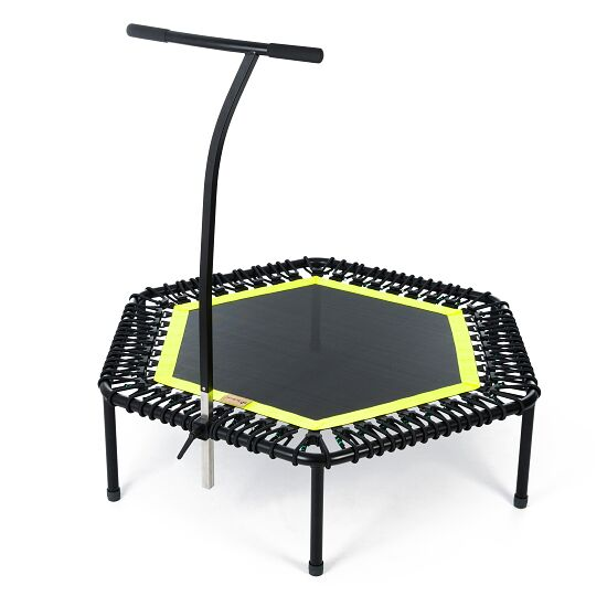 "Bellicon® ""Jumping"" Fitness Trampoline Yellow"