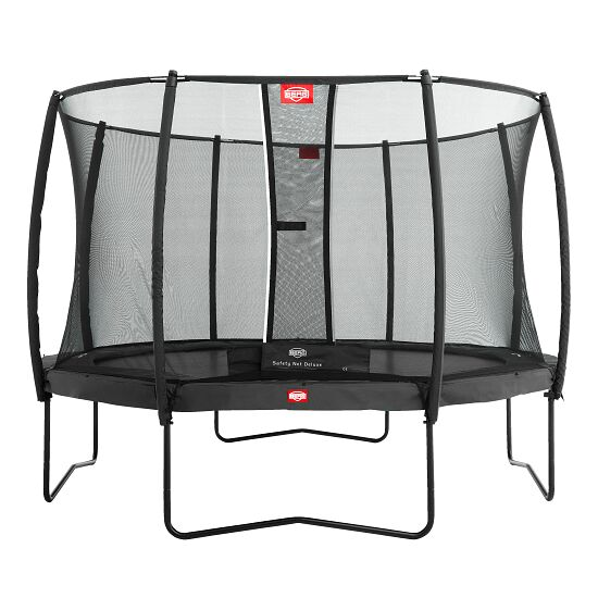 """Berg """"Champion"""" with Deluxe Safety Net Trampoline Grey, 330 cm"""