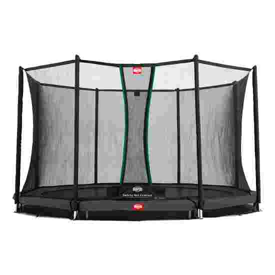 "Berg ""Favorit"" InGround Trampoline with Comfort Safety Net Grey edge cover, ø 3,30 m"