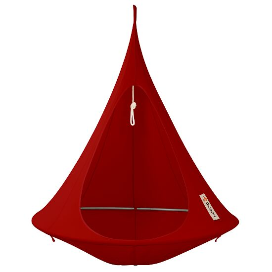"""""""Cacoon"""" Hanging Nest Red, Single, ø 1.5 m"""