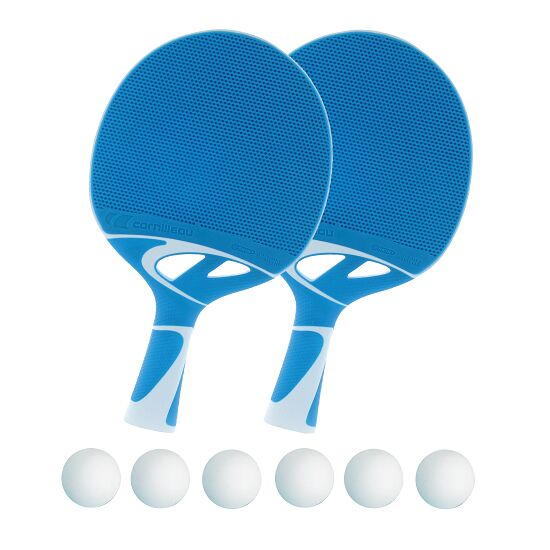 "Cornilleau® ""Tacteo 30"" Table Tennis Set White balls"