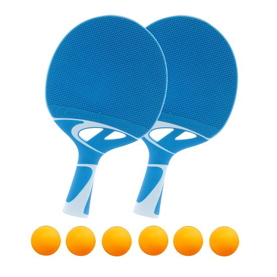 "Cornilleau® ""Tacteo 30"" Table Tennis Set Orange balls"