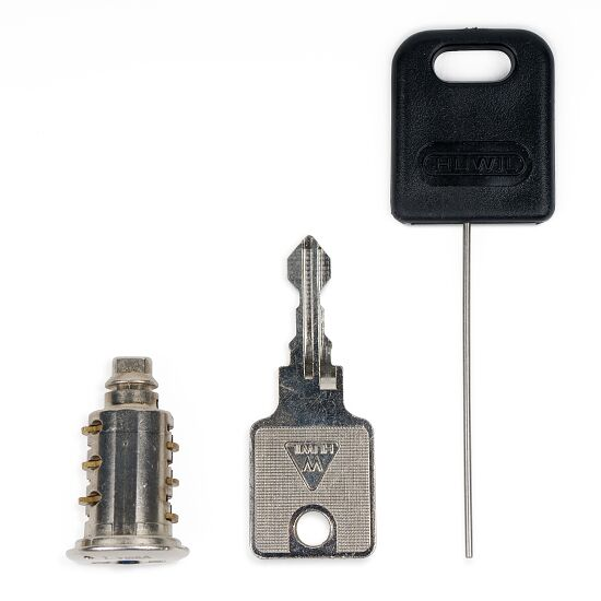 Cylinder Lock for Double Storage Cabinets