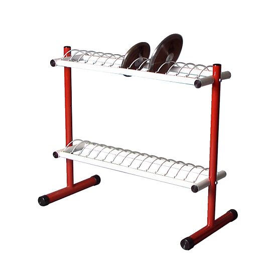 Discus Rack Made from Tubular Steel