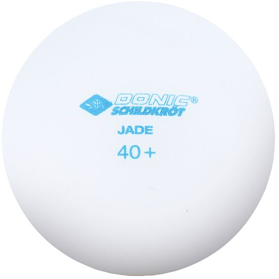 "Donic® Schildkröt ""Jade"" Table Tennis Balls White balls"