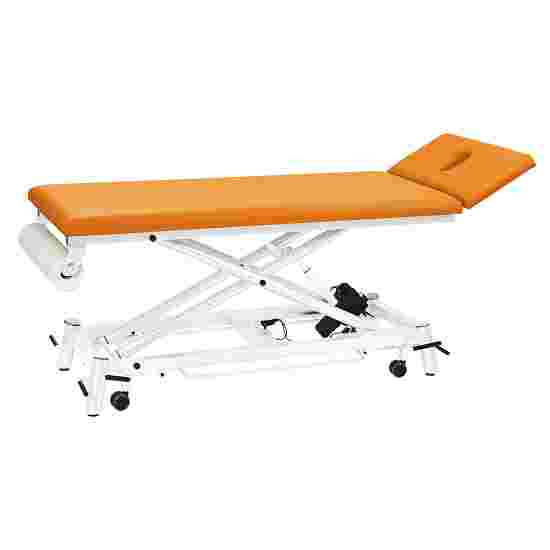 """Ecofresh"" Therapy Table, 68 cm White, Apricot"