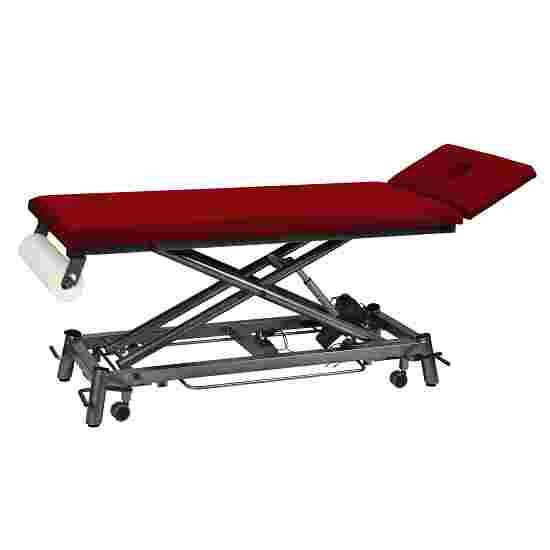 """Ecofresh"" Therapy Table, 68 cm Anthracite, Bordeaux"